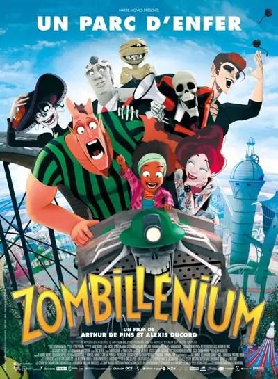 zombillenium movie poster