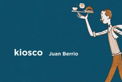 Kiosco by Juan Berrrio cover header art