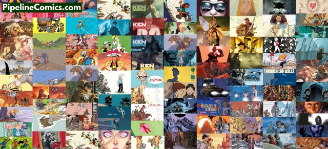 100 Reviews of BD in Pipeline 2017 (and counting)