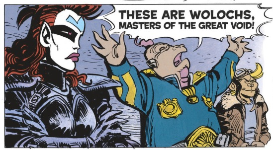 Na-Zultra continues to be the worst designed alien in Valerian and Laureline