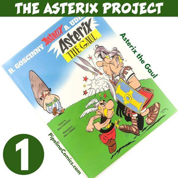 Asterix Project v1: Asterix the Gaul