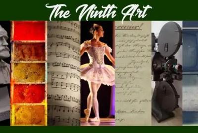 The Ninth Art is comics