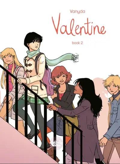 Valentine v2 cover by Vanyda