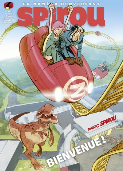 Pipeline part two by spirou