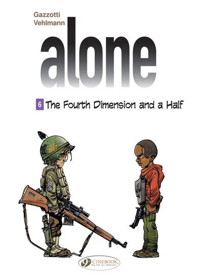 Alone v6 cover by Bruno Gazzotti