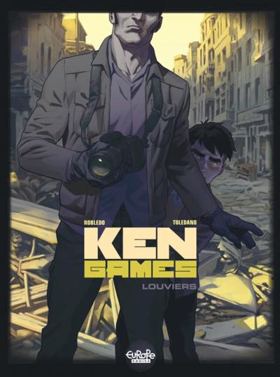 Ken Games v4 by Robledo and Toledano cover
