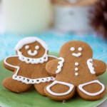 Gingerbread Men Cookies | PiperCooks