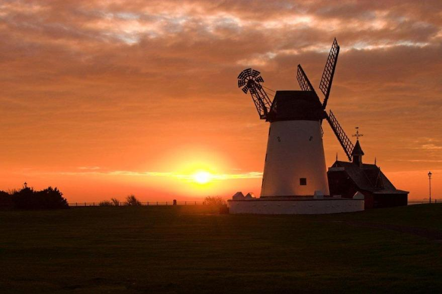 Lytham Windmill Picture