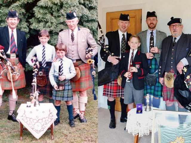 A dynasty of Speirs pipers