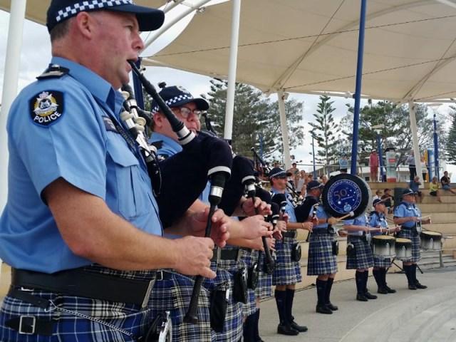 Murray steps down as P-M of Grade 1 Western Australia Police