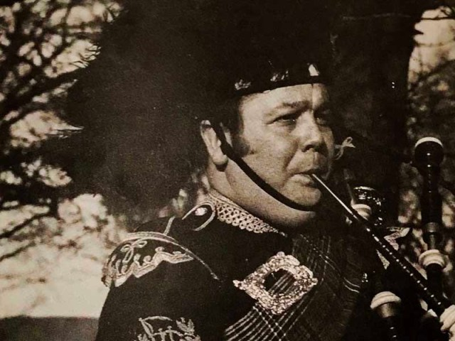 The 1988 Bob Shepherd pipes drums Interview – Part 2