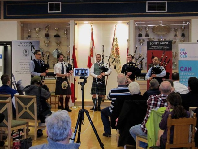 Bevan wins fifth annual Boney Music Memorial Invitational