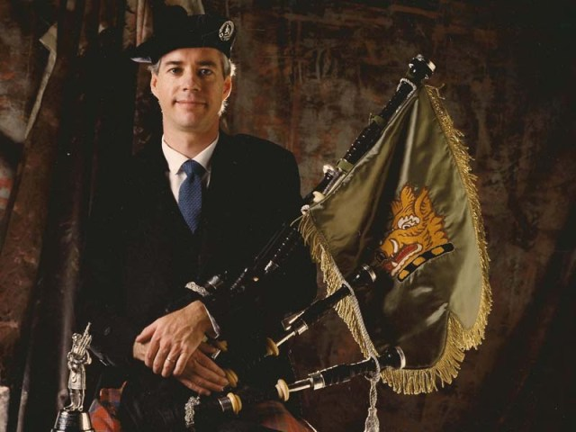 Jim McGillivray: the pipes drums Interview II – Part 3
