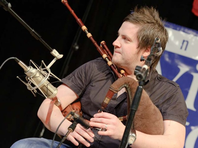Finlay MacDonald appointed Artistic Director of Piping Live! festival