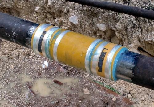 Clock Spring – Pipeline Composite Repair – Pipeline Leak Repair