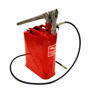 Hydrostatic TestingHand Pump