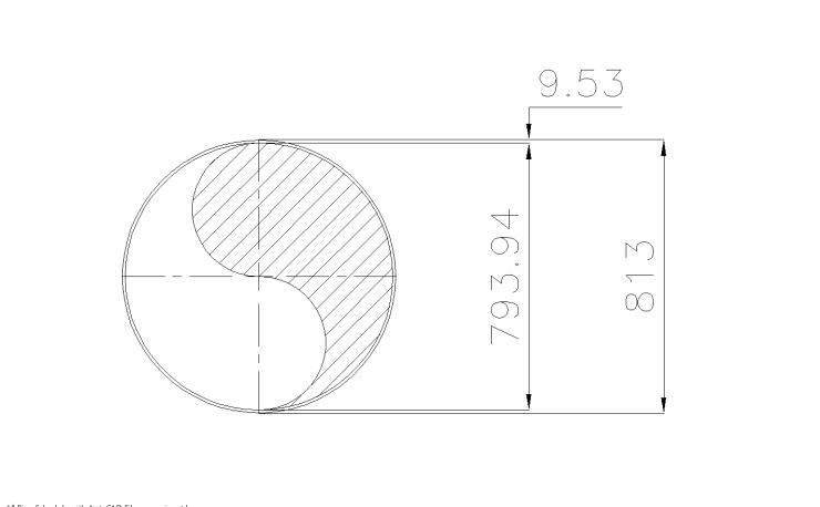 Schedule STD Pipe 32 Inch DN800