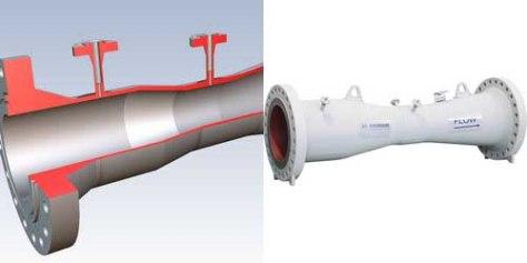 Ventury Flow Meter