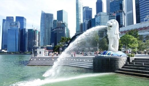 シンガポールのおすすめの観光名所を巡る!マーライオンも登場!<シンガポール旅行記2016>