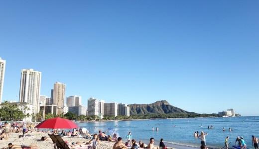 ANA特典航空券:ハワイ ビジネスクラスを発券!プラチナ会員の特典で夏休みでも取ることができました!