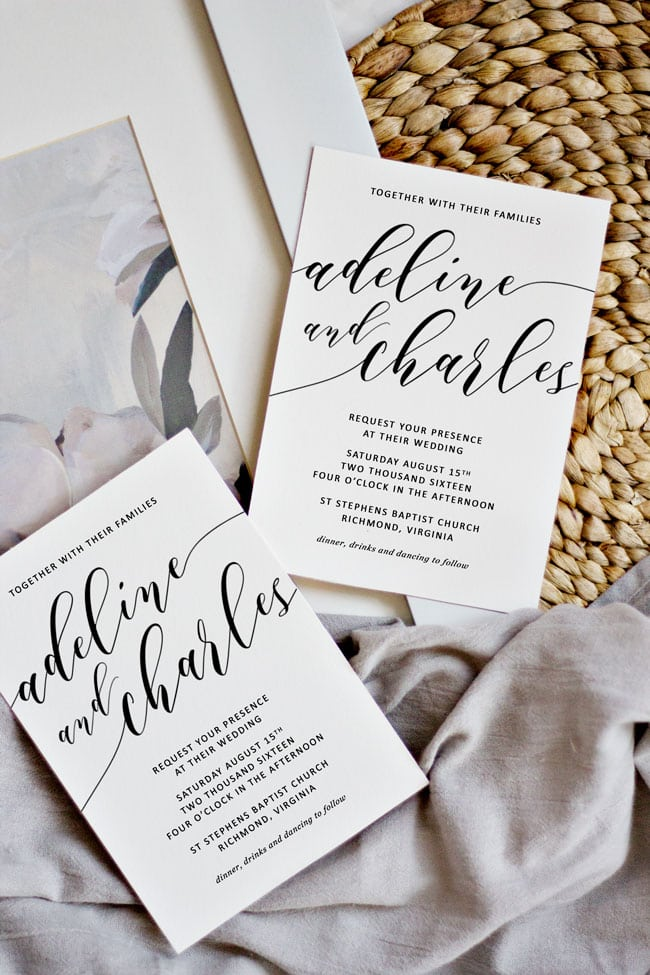 Wedding Invitations Cobypic Com
