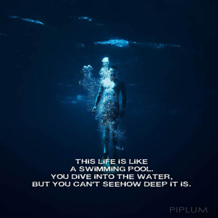This-Life-swimming-pool-water-quote-inspiration-diver-deep-ocean-blue-dark