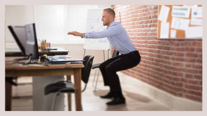 Free-Workout-Program-At-Office-With-No-Equipment-Required