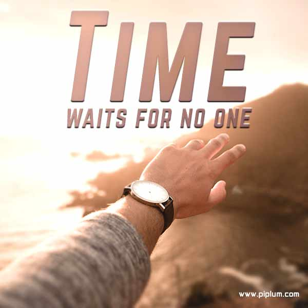 time-waits-for-no-one-inspirational-quote-clock