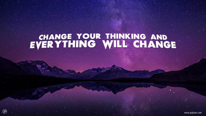 change-your-thinking-and-everything-will-change-inspirational-space-quote-purple-sky