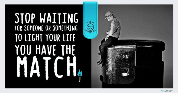 Man-sitting-on-a-ligher-and-waiting-for-a-spark-Surreal-miniature-photography-photo-manipulation-quote-motivational