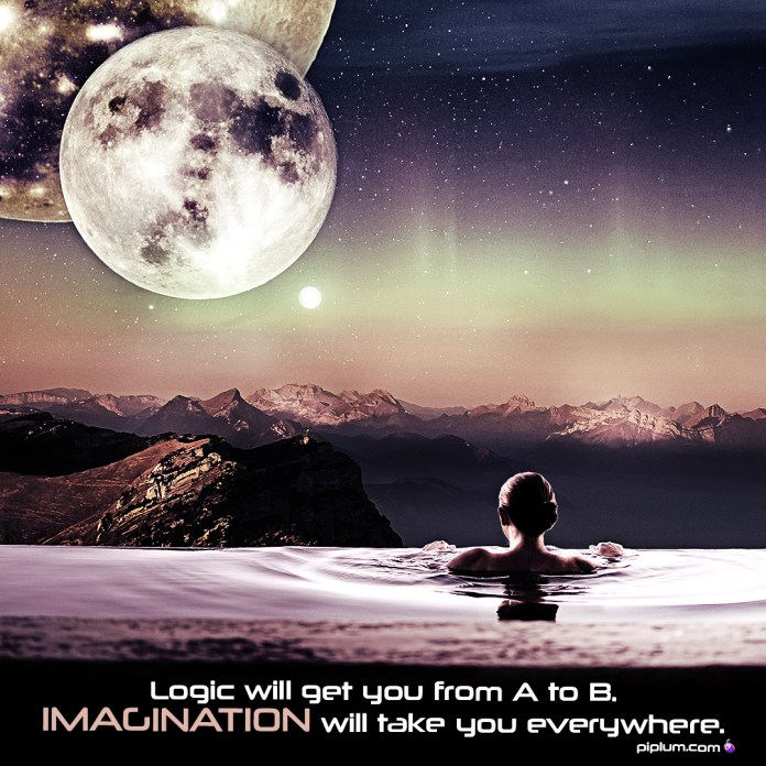 Trappist-planet-system-surrealism-photography-Logic-will-get-you-from-A-to-B-Imagination-will-take-you-everywhere-Albert-Einstein-quote