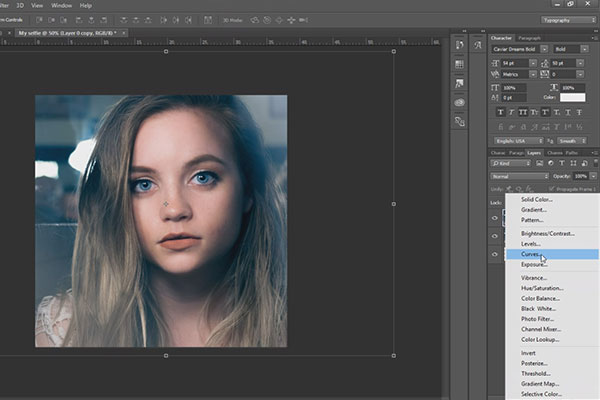 Girl face filter. making girl face beautiful