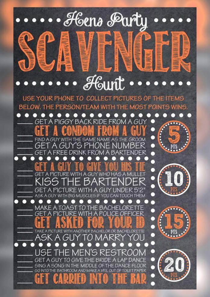 Bachelor-party-tasks-ideas-Scavenger-Hunt-wedding