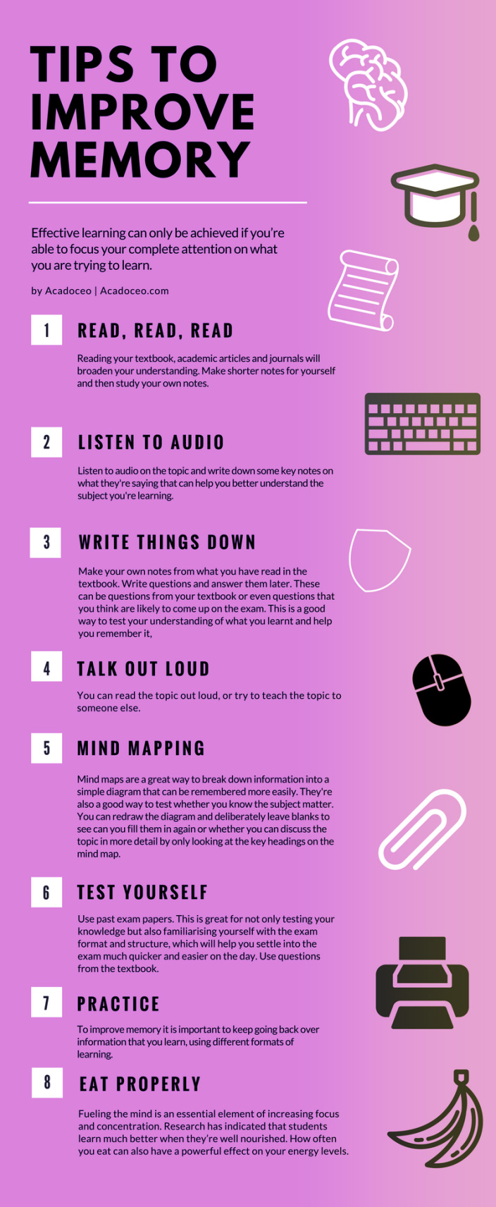 Brain-memory-infographic-printable-poster-tips-to-improve-memory-power