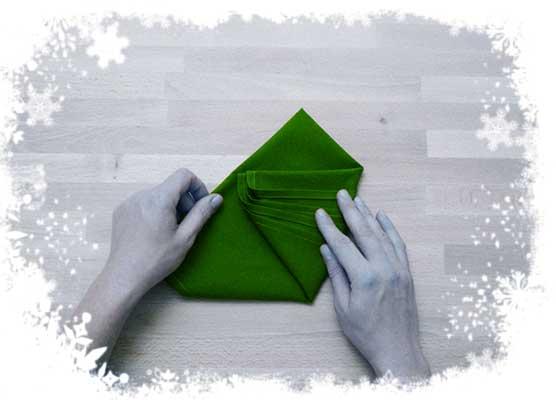 Christmas-tree-folding-tutorial-Folding-both-sides-together-Step-4.