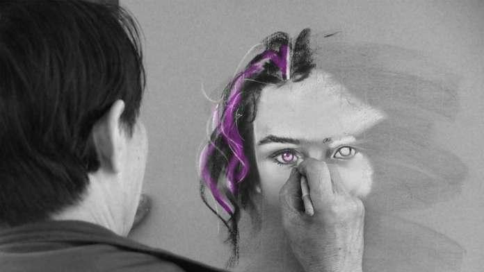 a-pill-of-beauty-painting-a-women