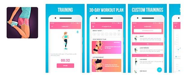 Fitness-For-Women-app