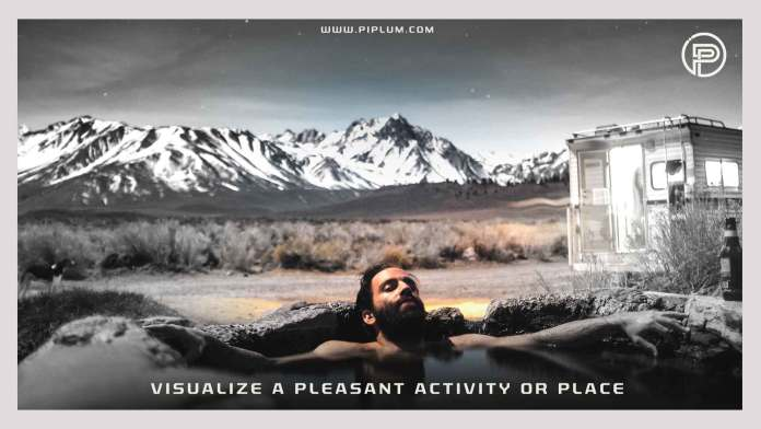 Motivational-quote-for-the-crisis-Visualize-a-pleasant-activity-or-place-relaxed-chill-no-problem-calm-solved