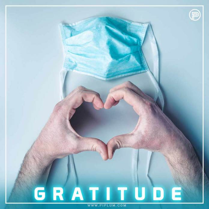 One of the most powerful tools to build positive emotions is gratitude