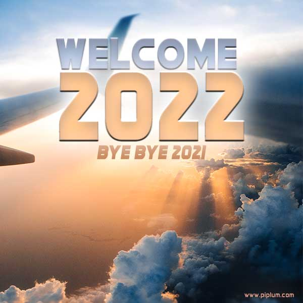 inspirational-quote-Welcome-New-Year-2022-Bye-bye-2021