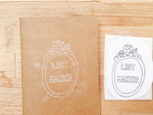 DIY Notebooks by pippapiemaker.com