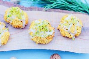 Pumpkin Christmas Cookies by pippapiemaker.com