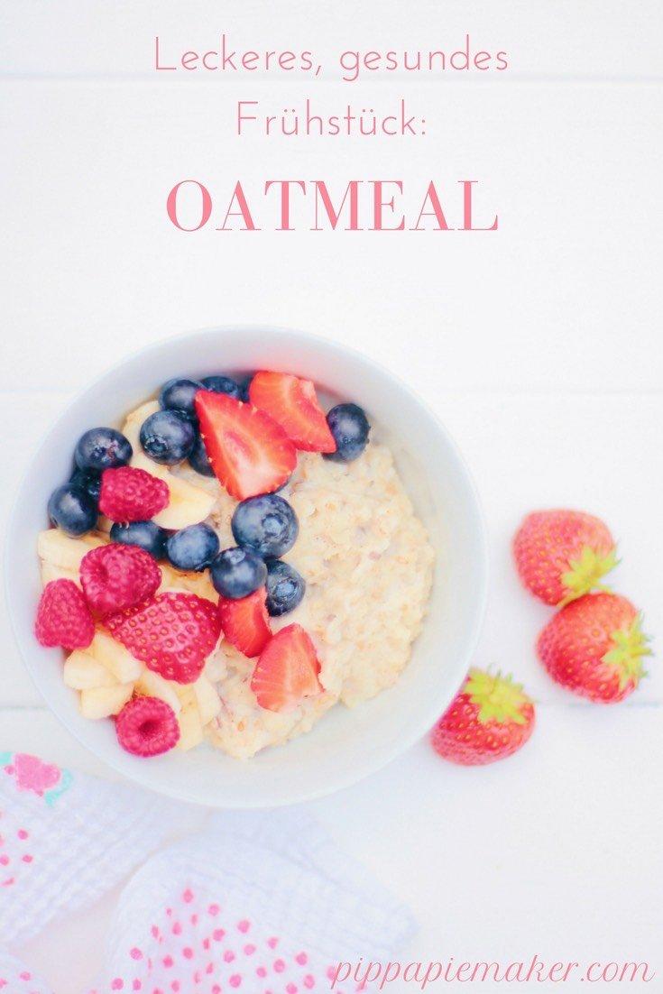 Dieses Oatmeal ist ein einfaches Basisrezept für den warmen Haferbrei. Es kann nach Lust und Laune mit Blaubeeren, Erdbeeren oder jedem anderen Obst der Saison verfeinert werden. Ein schnelles, gesundes Frühstück für die ganze Familie!
