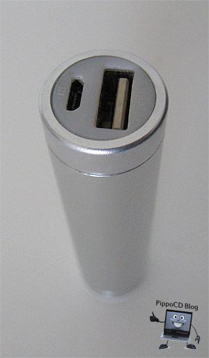 Gadget batteria usb