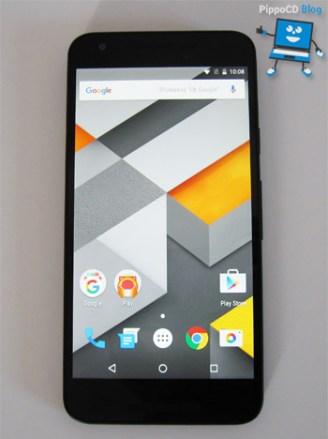 Nexus 5x Home