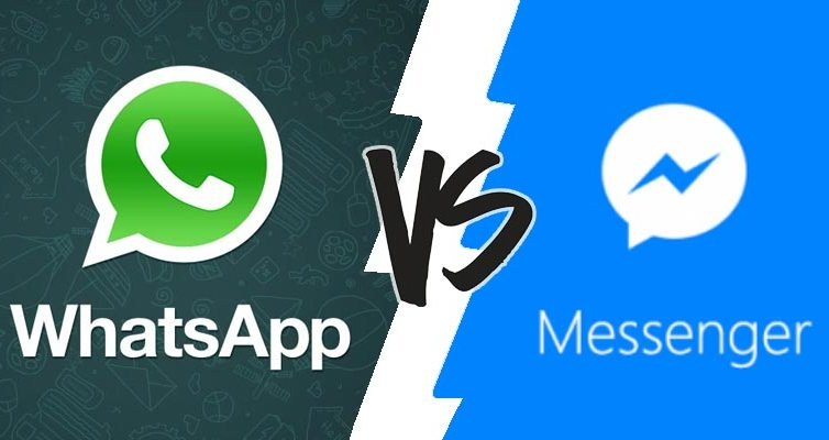 WhatsApp Web vs Facebook Messenger