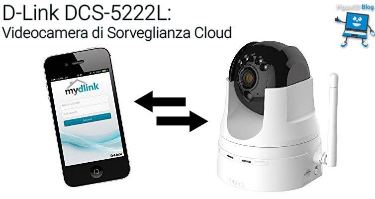 D-Link DCS-5222L