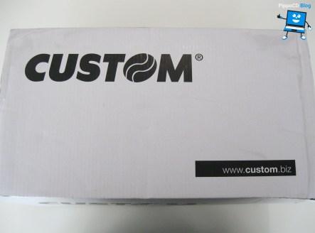Custom Kube II scatola