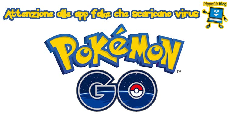 Pokemon Go virus