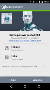 eset mobile security android